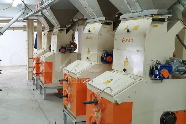 Оборудование на новом казахстанском заводе