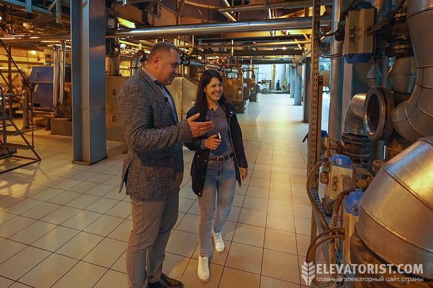 Андрей Закерничный рассказывает об этапах производства масла