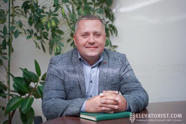 Директор по производству ЗМЭЗ Андрей Закерничный