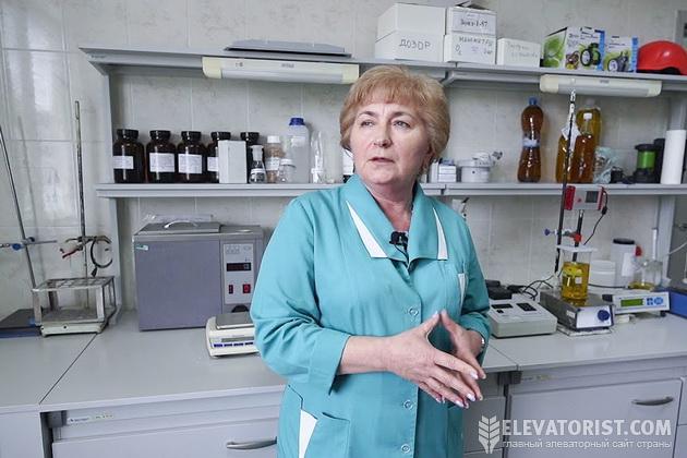 Заведующая испытательной лаборатории ЗМЭЗ Ирина Москаленко