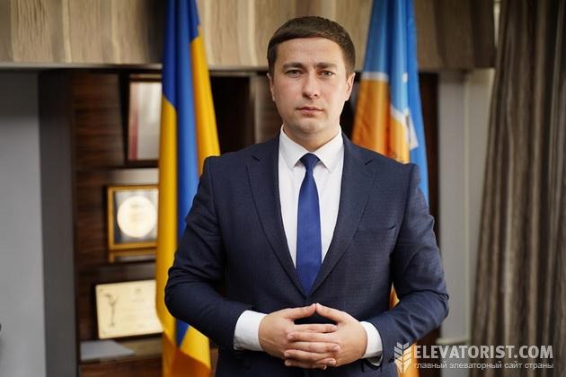 Новый министр аграрной промышленности Роман Лещенко