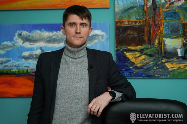 Александр Мащенко, основатель проектов Zernovoz.ua и Zernotorg.ua