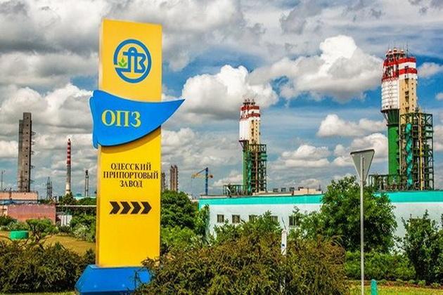 Из-за высоких цен на газ ОПЗ приостановил производство аммиака и карбамида