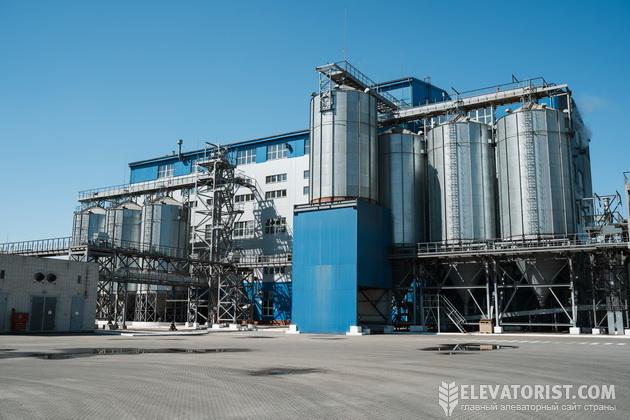 Маслопрессовый завод