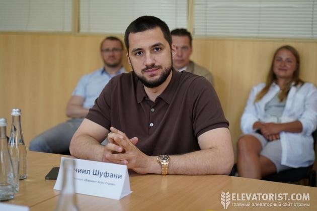 """Совладелец KMZ Industries и """"Вариант Агро Строй"""" Даниил Шуфани"""