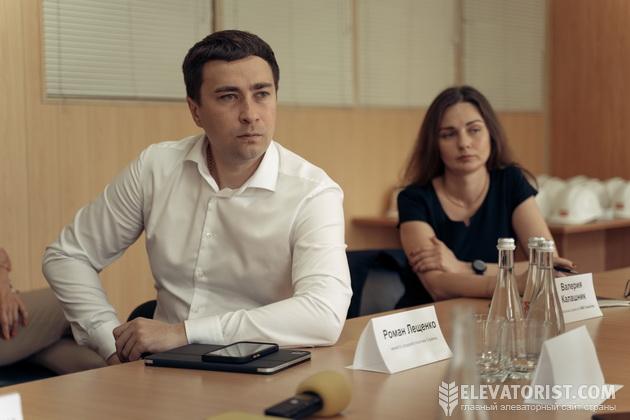 Министр агрополитики Украины Роман Лещенко