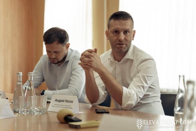 Управляющий директор направления прямых инвестиций компании Dragon Capital Андрей Носок