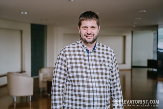 Операционный директор ГК G.R. Agro Артем Ремпен