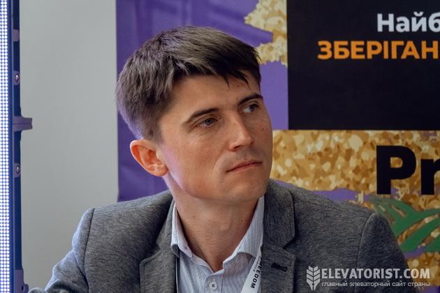 Основатель проектов Zernovoz.ua и Zernotorg.ua Александр Мащенко