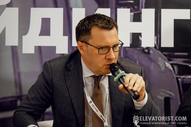 Директор ЦТС Сергей Вовк