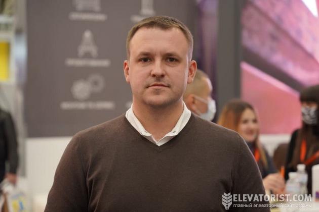 Руководитель регионального представительства компании KMZ Industries по Черниговской области Владислав Переходько