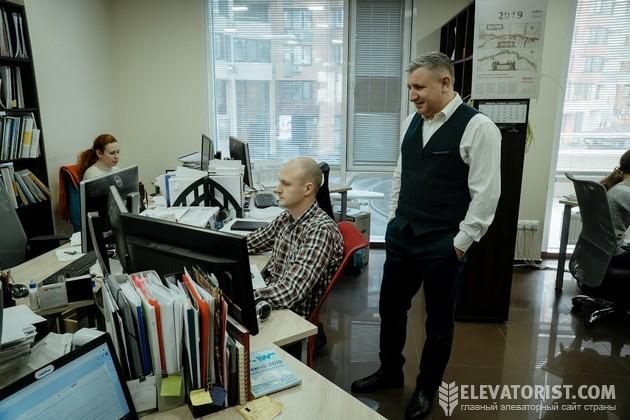 Иван Кунь с коллегами