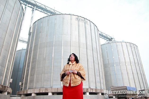 Диана Телевань, генеральный директор элеваторной компании «Кусто Агро»