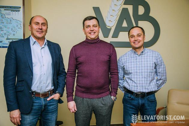 Юрий Люшня, Алексей Грушко, Алексей Киба