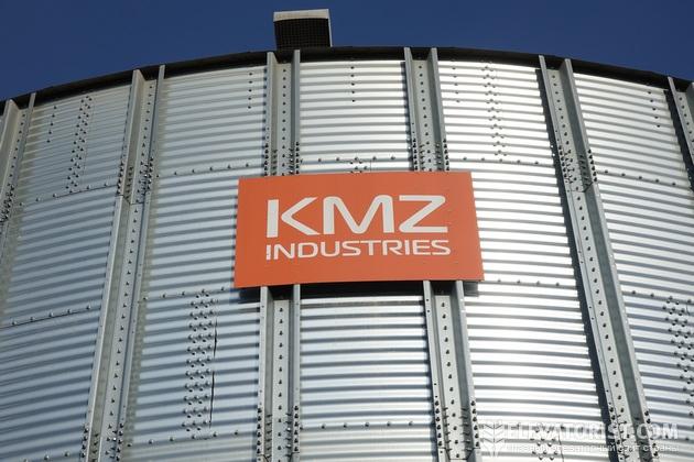 Силос производства KMZ Industries