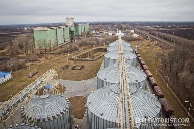 Зерновозы