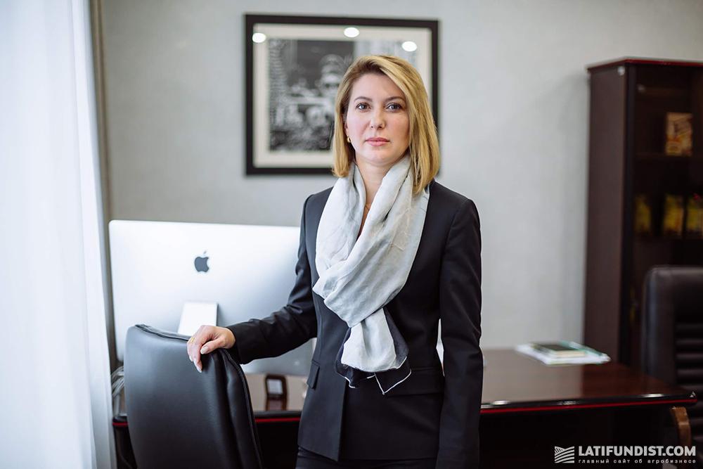 Ирина Марченко, экс-председатель правления ГПЗКУ