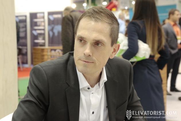 Во время беседы с Кристианом Готтшальком