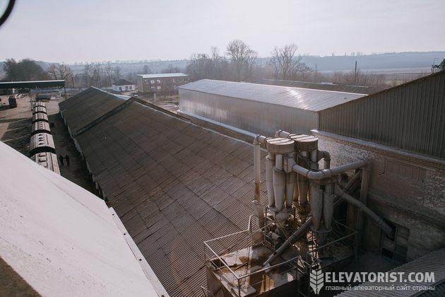Отремонтированные крыши
