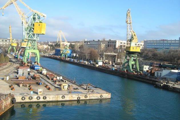 Морской индустриальный комплекс