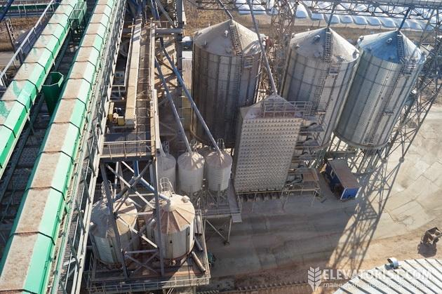 Зерносушилки компании Агротрейд