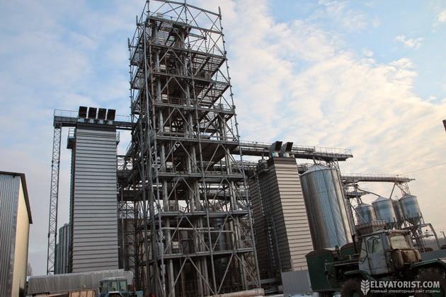 Зерносушилки компании Кусто Агро