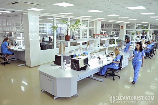 Лаборатория НИБУЛОН
