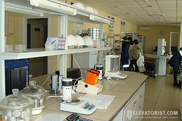 Лаборатория Светловодского речного терминала