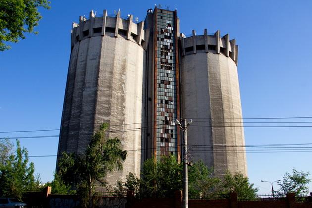 Башни Самарского элеватора