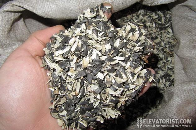 Шелуха подсолнечника как биотопливо для зерносушилок